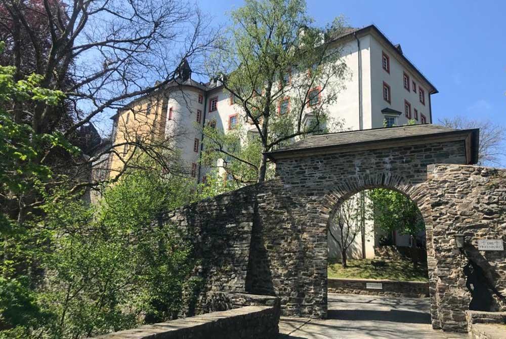 Siegsteig Etappe 14 Mudersbach-Kirchen